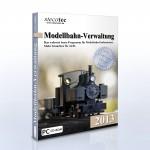 Stecotec Modellbahn-Verwaltung 2013 - CD-Version