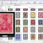 Briefmarken-Verwaltung Pro: Galerie-Ansicht