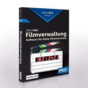 Stecotec Filmverwaltung Pro