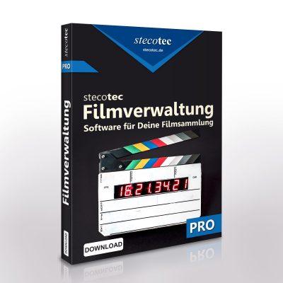 Stecotec Filmverwaltung Pro - Download